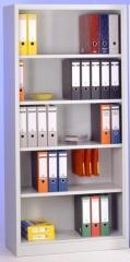 Metall Regalschrank - Büroschrank ,,Luna92,,