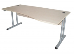Freiformtisch rechts Modell Styx 4000