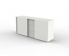 Eck-Anbauregal Nr.15 für Modell AV