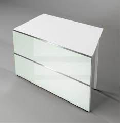 Tischthekenelement mit 1 schrägen und 1 geraden Seite AT-5