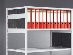 Büroregal PR5 Grundfeld 2600x750mm(HxB)