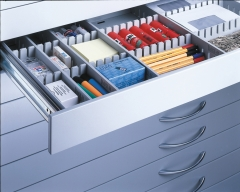 Schubladenteiler für Modell Taff DIN A1