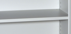 Fachböden für Stahlschrank Luna 80x38cm