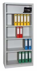Büro Regalschrank - Metallregal ,,Luna92x42,,