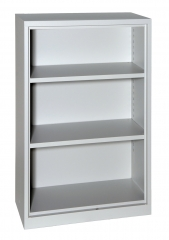 Regalschrank - Büroregal ,,Luna80,, 120 x 80 x 38 cm (H x B x T)