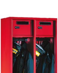 Wertfach für Feuerwehrspind