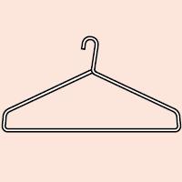Spezial-Kleiderbügel