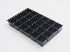24 Fächer DIN A4 51 mm hoch